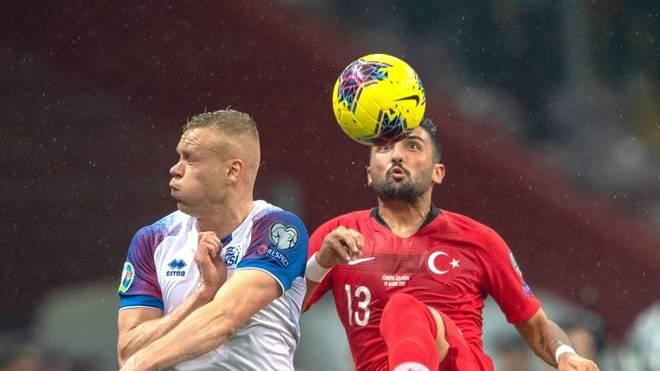 Die Türkei ist bei der EM 2020 dabei