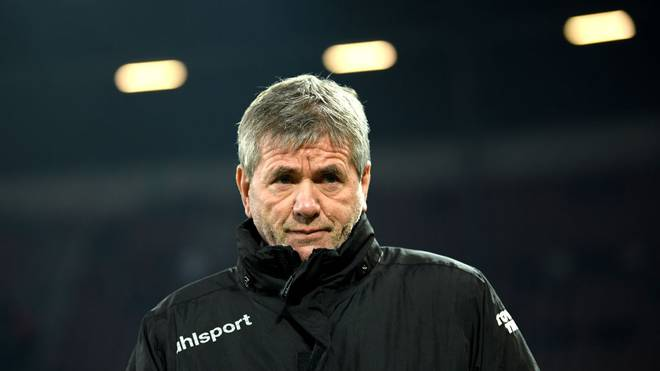 Friedhelm Funkel wurde Mittwoch Abend bei Fortuna Düsseldorf entlassen.