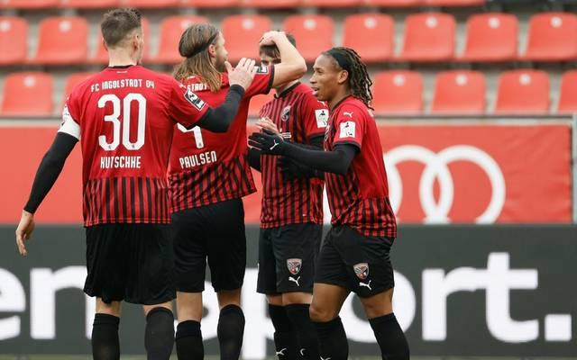 FC Ingolstadt auf einem direkten Aufstiegsplatz