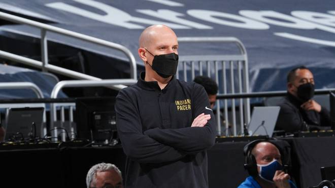 Die Indiana Pacers trennen sich von Coach Nate Bjorkgren