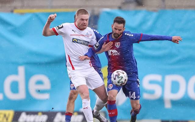 Uerdingen und Zwickau trennen sich mit einem Unentschieden