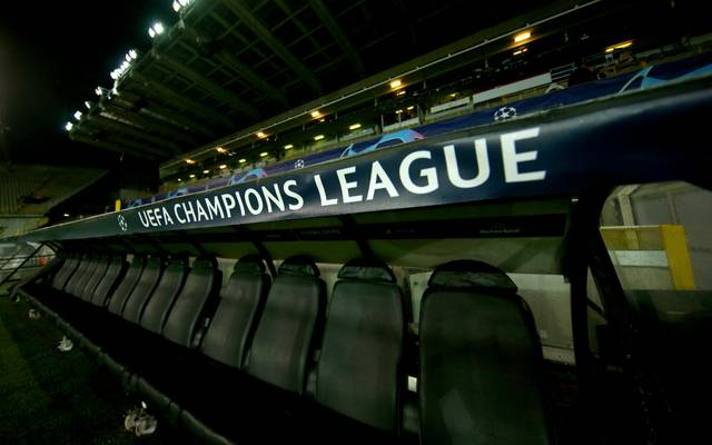 Die Champions League soll in Lissabon zu Ende gespielt werden