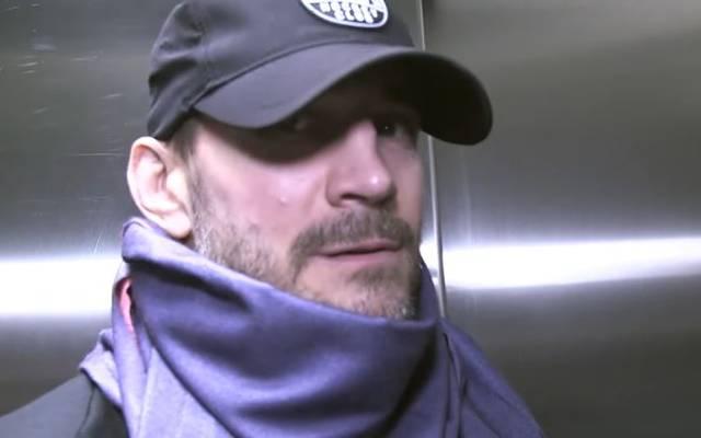 CM Punk kam incognito zu seinem Auftritt bei WWE Backstage