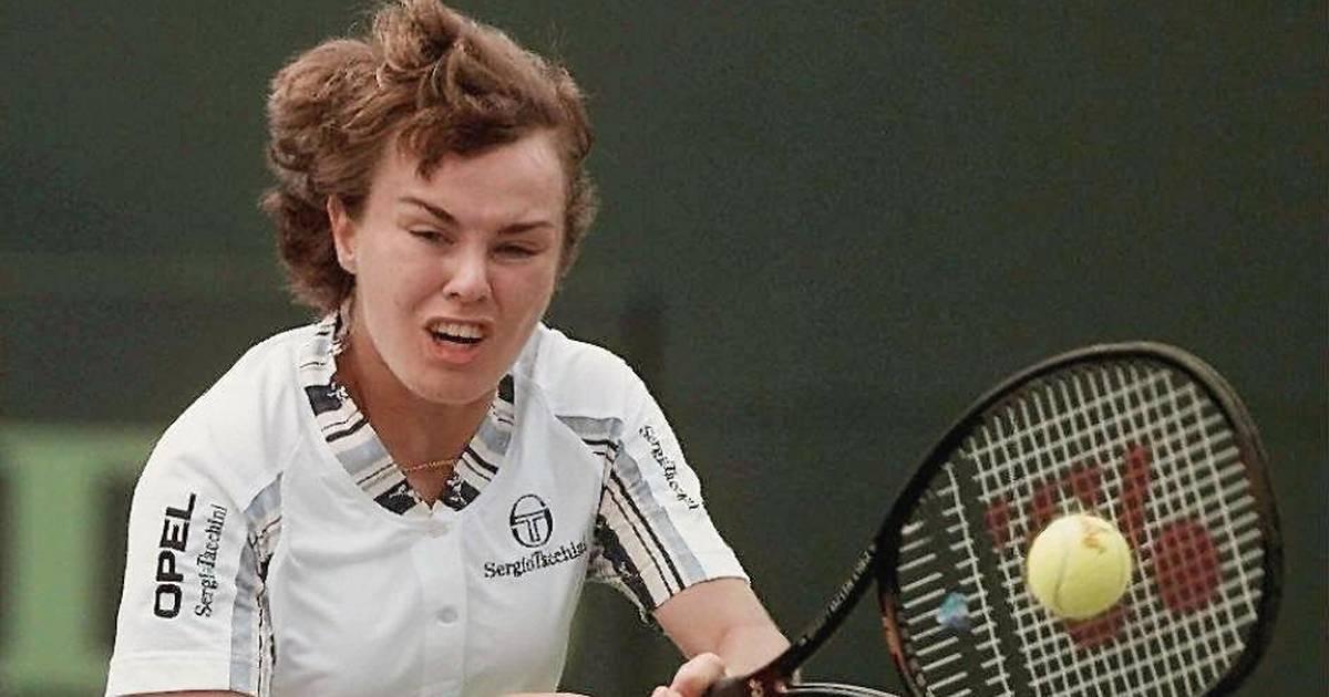Martina Hingis stürzt Steffi Graf am 31. März 1997 vom Tennis-Thron