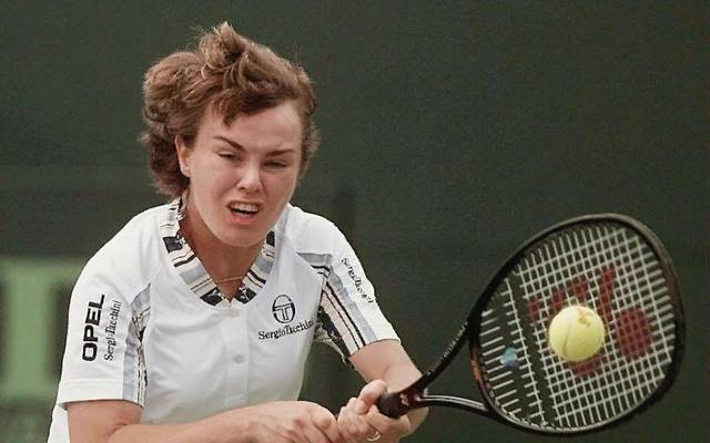 Martina Hingis dominierte die Tennis-Welt eine Zeit lang fast nach Belieben