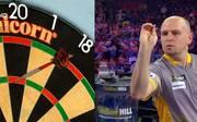 Darts-WM täglich LIVE auf SPORT1