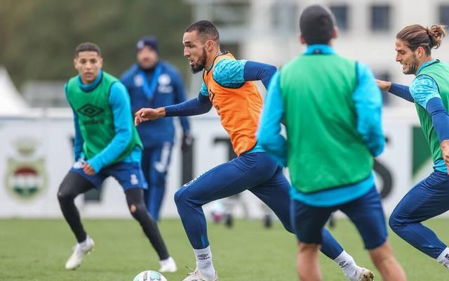 Nabil Bentaleb darf wieder mit den Profis des FC Schalke 04 trainieren