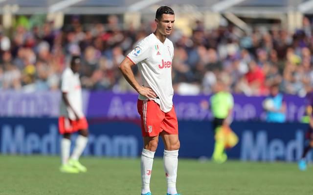 Cristiano Ronaldo bricht bei einem TV-Interview in Tränen aus