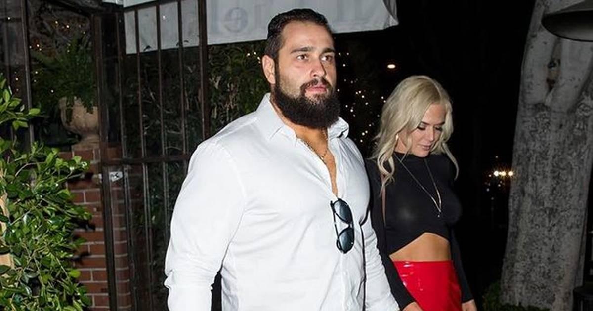 WWE: Rusev hat Corona - Mutter von Lana schwer erkrankt