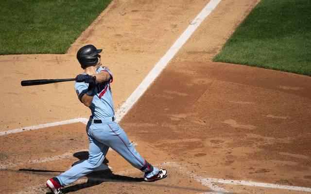 Max Kepler knackt gegen die Chica Cubs kämpft mit Twins um die Playoffs