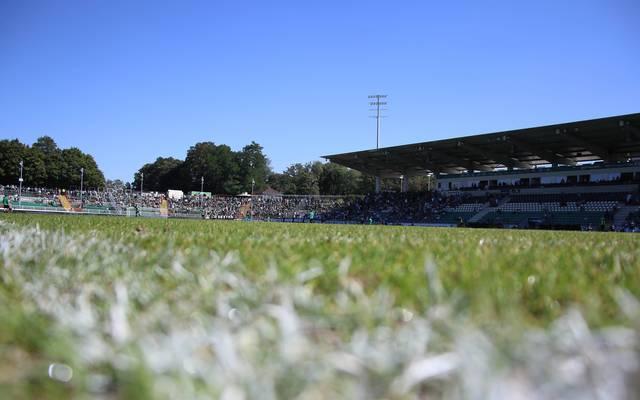 Preußen Münster trägt seine Heimspiele im Preußenstadion aus