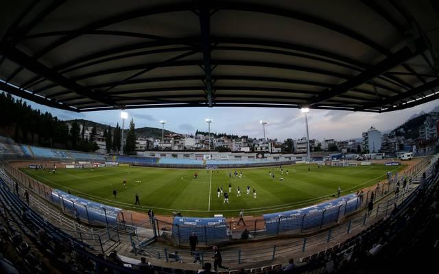 In Griechenland dürfen teilweise wieder Fans in die Stadien