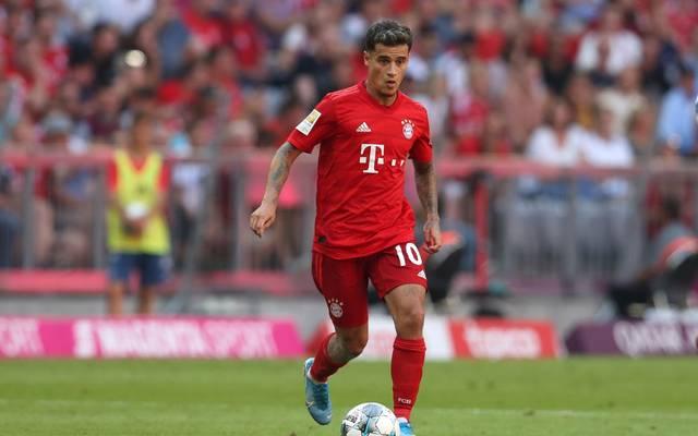 Neuzugang Philippe Coutinho soll den Unterschied für den FC Bayern machen