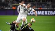 LUKAS KLOSTERMANN: Der Leipziger spielte gegen Argentinien und Estland jeweils 90 Minuten durch. Dabei konnte er durchaus punkten. Vor allem in Estland gehörte der 23-Jährige zu den Aktivposten und versuchte, sich immer wieder offensiv einzuschalten