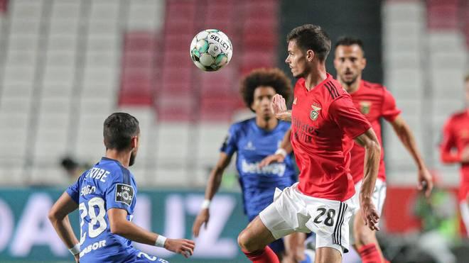 Julian Weigl dominiert mit Benfica Lissabon aktuell Portugals Fußball