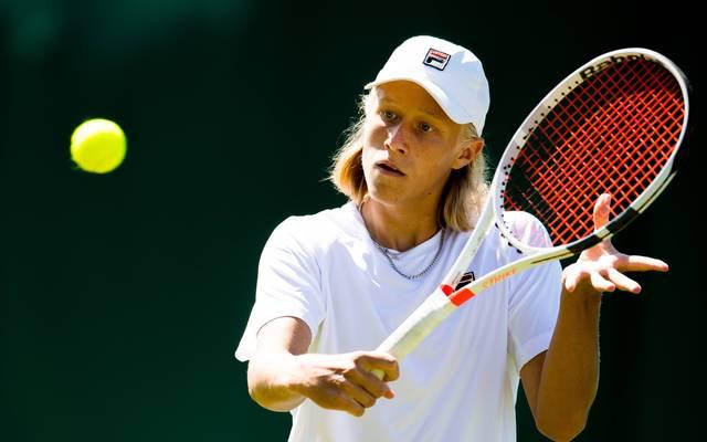 Sohn von Björn Borg gibt Profi-Debüt beim ATP-Challenger
