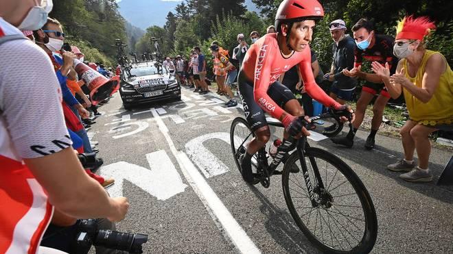 Nairo Quintana fährt für das im Zwielicht stehende Team Arkea - Samsic