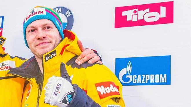 Bob-Olympiasieger Francesco Friedrich