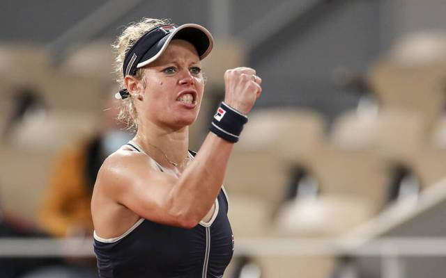 Laura Siegemund steht in der 2. Runde der French Open