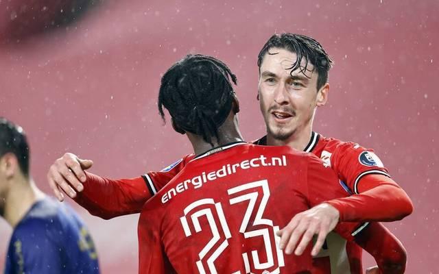 Ex-Bayern-Talent Adrian Fein trifft zum ersten Mal für PSV Eindhoven