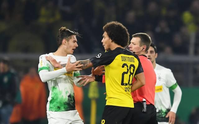 Das Spiel zwischen Gladbach und dem BVB kann wie geplant stattfinden