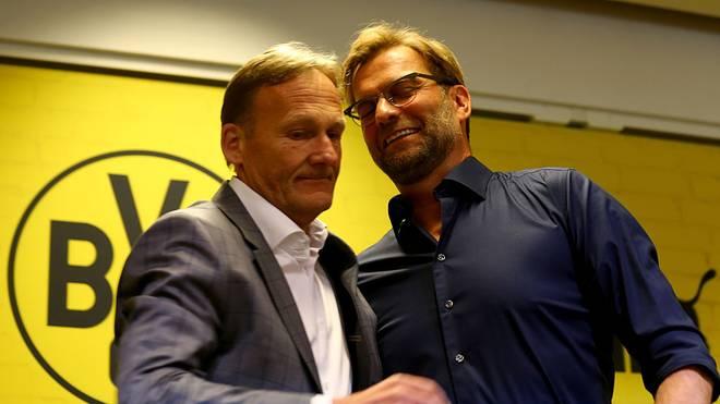 Hans-Joachim Watzke ist Geschäftsführer bei Borussia Dortmund
