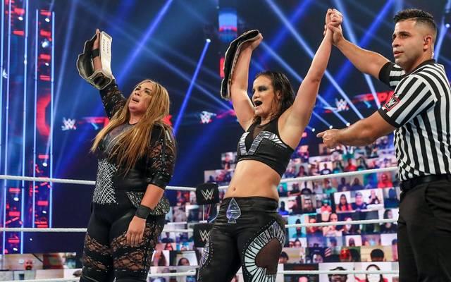 WWE: Rätselhafter Ausfall von Nikki Cross, Nia Jax, Shayna Baszler