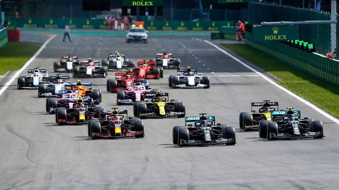 Die Formel 1 ist die Königsklasse des Motorsports