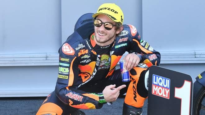 Remy Gardner fährt im nächsten Jahr in der MotoGP
