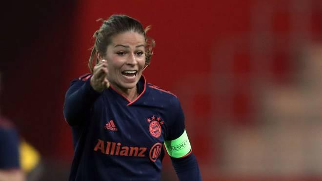 Melanie Leupolz verlässt den FC Bayern