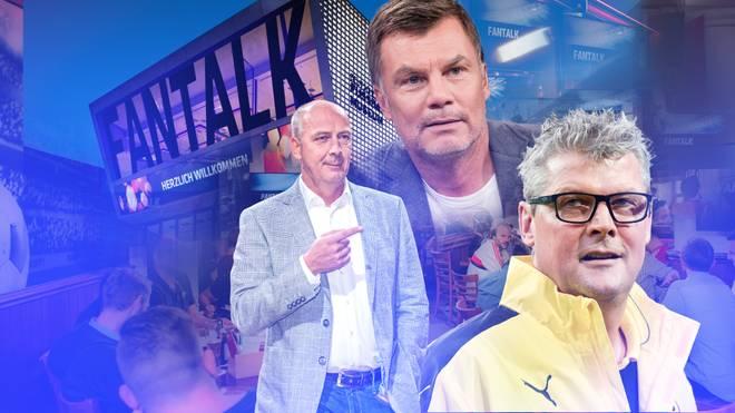 Der Fantalk findet am Mittwoch mit Mario Basler und Norbert Dickel statt