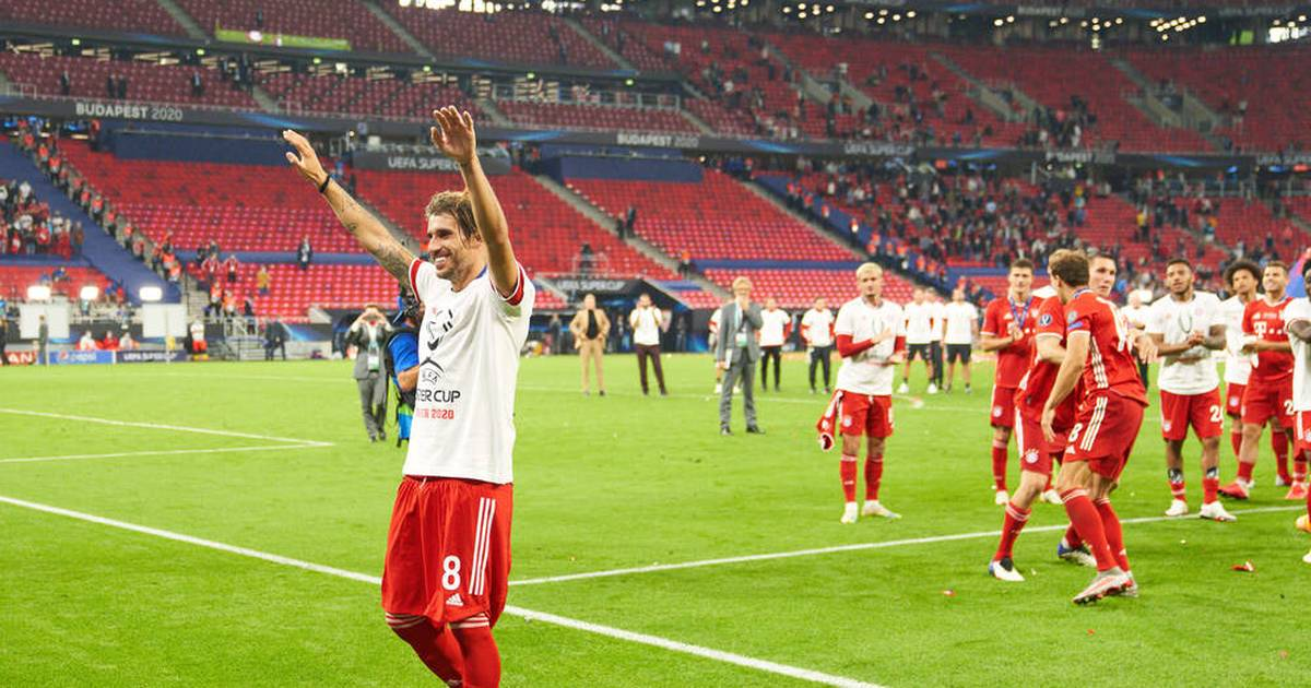 FC Bayern: Javi Martínez verkündet Abschied vom Rekordmeister