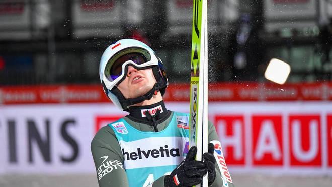 Kamil Stoch wird die Teilnahme an der Vierschanzentournee verwehrt