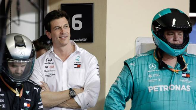 Toto Wolff ist Teamchef von Mercedes