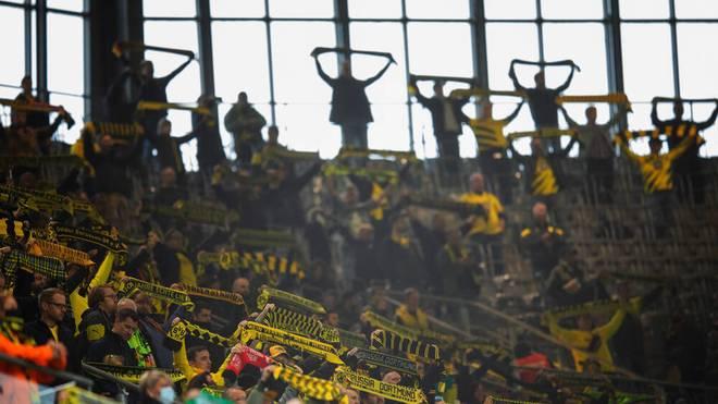 Mittlerweile sind keine Fans mehr zugelassen in Deutschlands Stadien