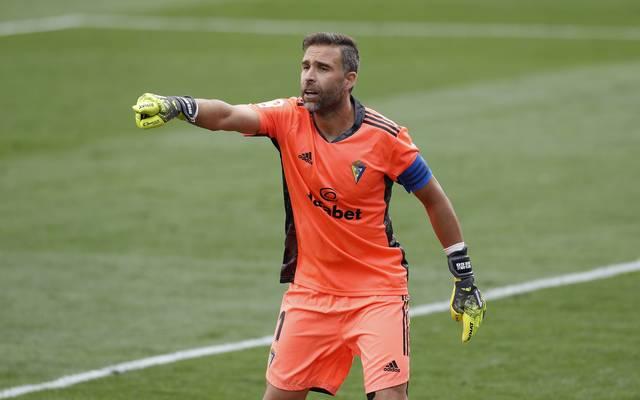 Alberto Cifuentes hat sein Debüt in La Liga gegeben