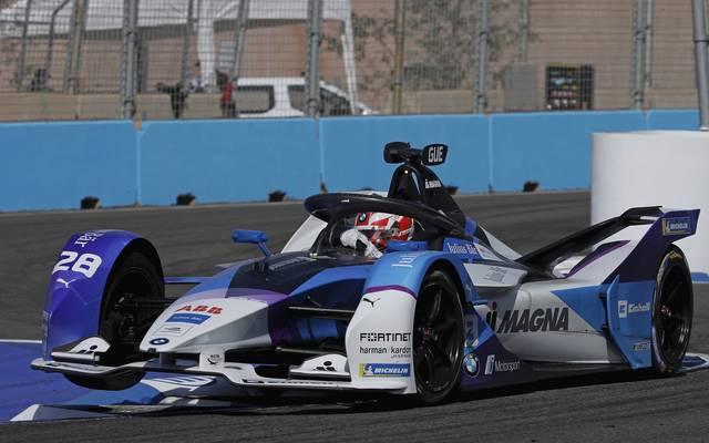 Maximilian Günther gewinnt das Rennen der Formel E in Berlin