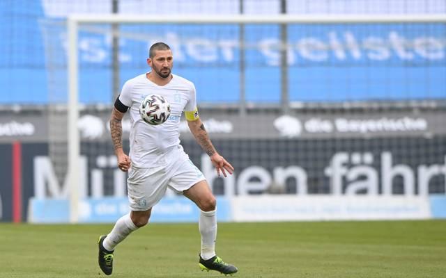 Sascha Möldersvom TSV 1860 München