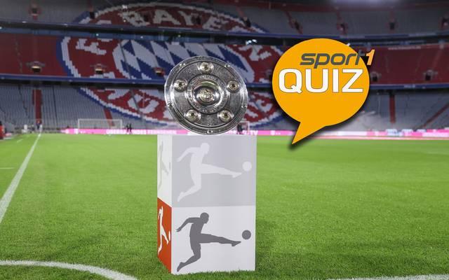 Kennen Sie alle Meister der Bundesliga-Historie?