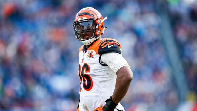 Carlos Dunlap wurde 2010 von den Cincinnati Bengals gedrafted