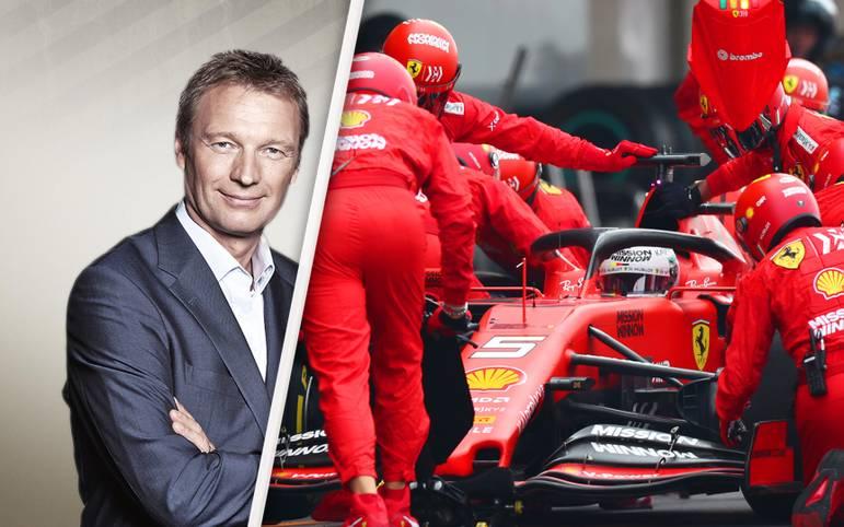 Beim Großen Preis von Mexiko unterläuft Ferrari der nächste Strategiefehler. Für SPORT1-Kolumnist Peter Kohl landet die Scuderia damit bei den Verlierern, während er vor Lewis Hamilton und Mercedes den Hut zieht. Die Tops und Flops