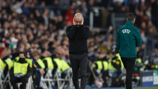 Die Zukunft von Manchester City hängt in der Schwebe