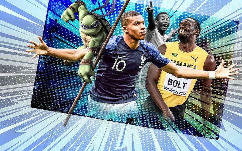 Kylian Mbappe zieht mit Frankreich ins WM-Halbfinale und zeigt auch gegen Uruguay, warum er das größte Juwel im Weltfußball ist. SPORT1 nennt zehn heiße Fakten über das Mega-Talent
