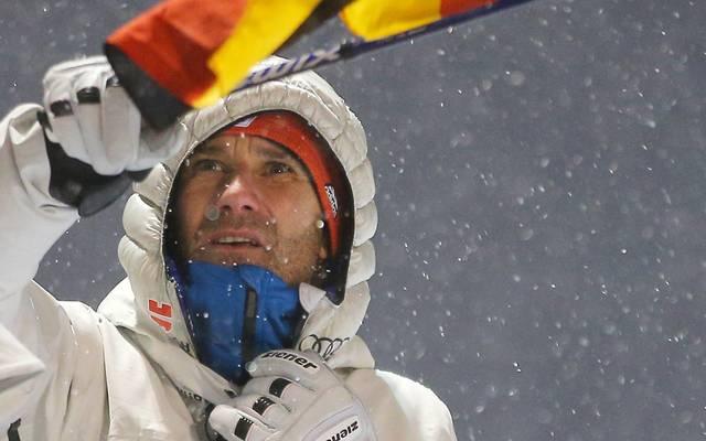Ronny Ackermann gewann während seiner aktiven Karriere neun WM-Medaillen