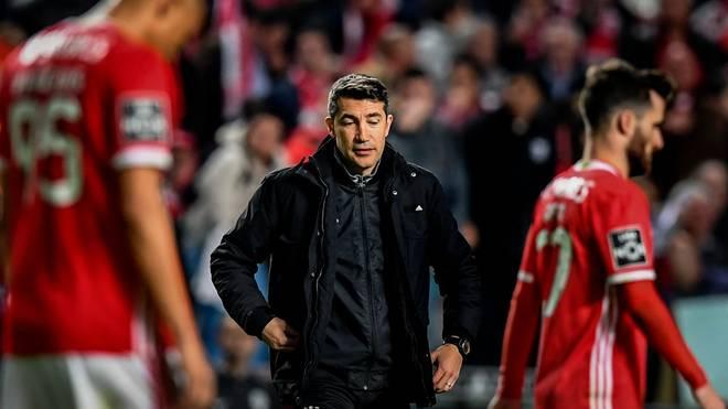 Bruno Lage verlässt Benfica wohl auf eigenen Wunsch