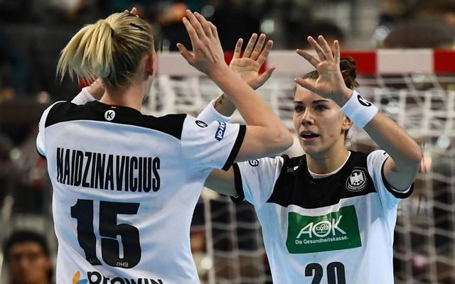 Deutsche Handball-Frauen