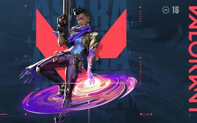 Astra ist die neuste Agentin für Riots Taktikshooter Valorant