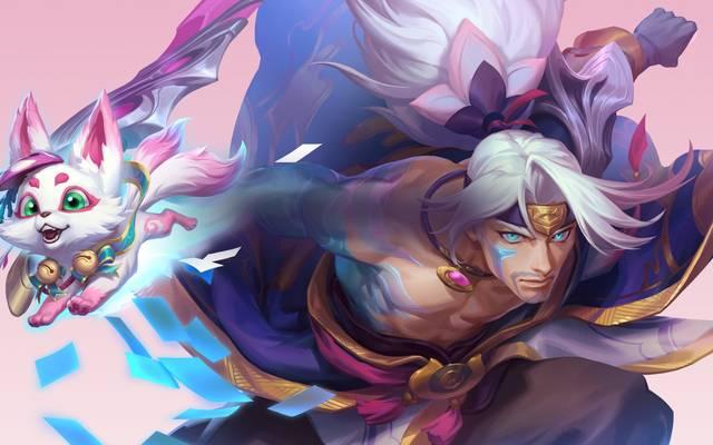 Seit dem 22. Juli bringt das Seelenblumenfest die Legends-of-Runeterra-Welt zum erblühen