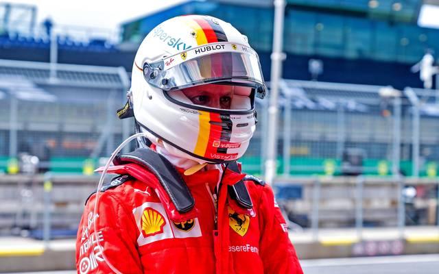 Sebastian Vettel schaffte es im Qualifying zum Österreich-GP nicht einmal unter die Top 10