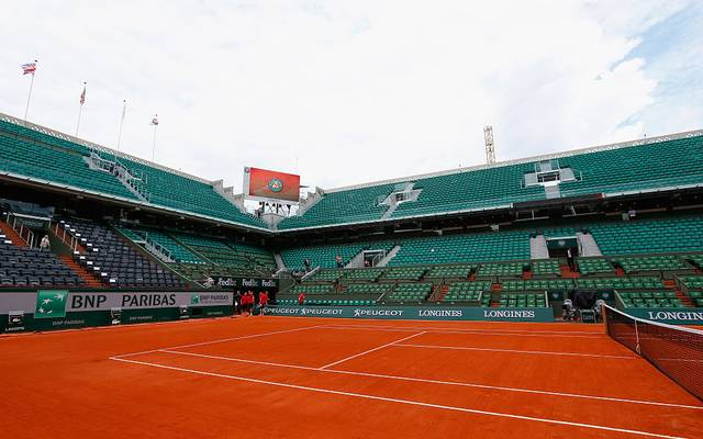 Am 27. September starten die French Open in Paris